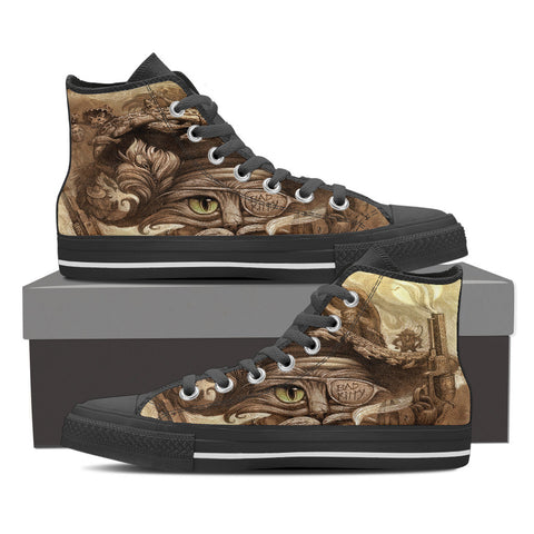 Pirates of the Caribbean Cat - Women's Shoes