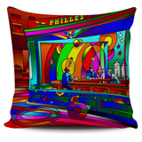 Fabulous Art Interpreted - Pillow Series