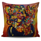 Famous Art Interpreted - Pillow Series - Muggalicious