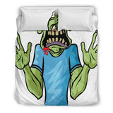 Zombie/Walking Dead Lovers Duvet & Pillow Set - Muggalicious