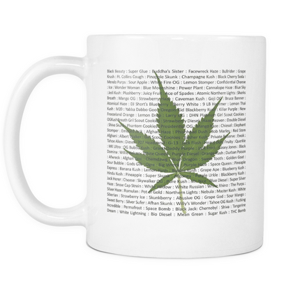 A Leaf By Any Other Name Mug - Muggalicious