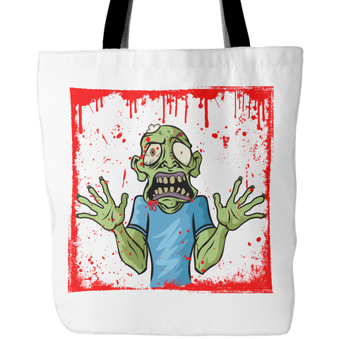 Zombie Tote Bag -