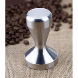 Stainless Steel Espresso & Coffee Bean Tamper - Muggalicious