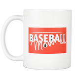 Baseball Mom Coffee Mugs - Muggalicious