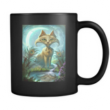 Reflections of Narcissus - Black Mug