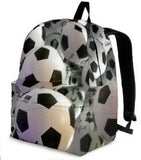 Soccer Balls Galore Backpacks for the Whole Family