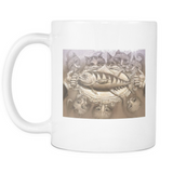 Fish Dinner - Come and Get It Mug - Muggalicious