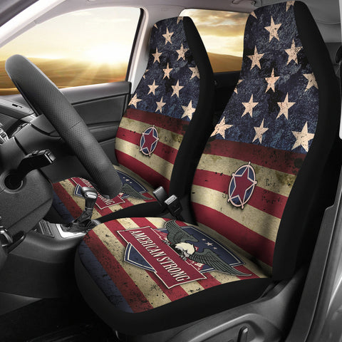 American Strong Car Seat Covers - Muggalicious