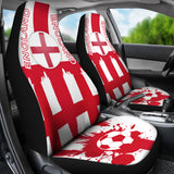 England World Cup Soccer Seat Covers - Muggalicious