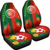 Portugal World Cup Soccer Car Seat Cover - Muggalicious