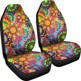 Summer Solstice Universal Fit Custom Car Seat Covers