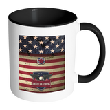 American Strong Accent Mugs - Muggalicious