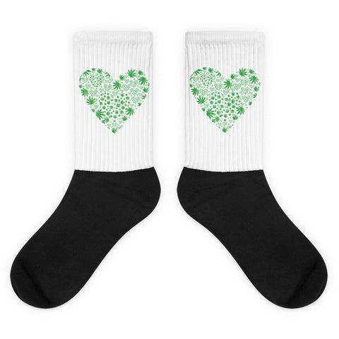 Love the Leaf Socks - Muggalicious