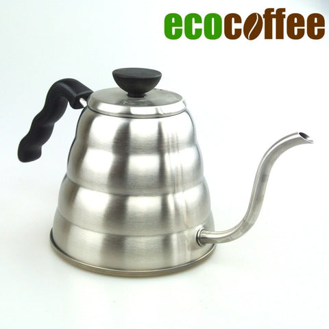 Stainless Steel Tea & Coffee Kettle - Muggalicious