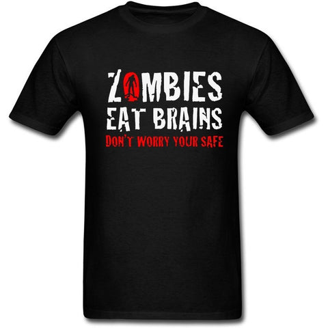 Zombies Eat Brains ... T-Shirt