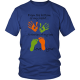 Tips of My Toes - T-shirts + More - Muggalicious