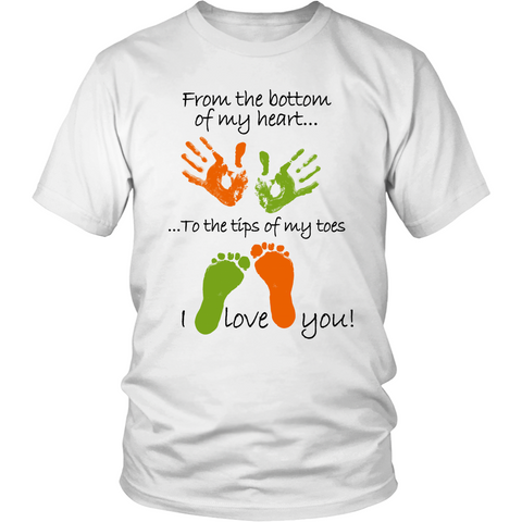 Tips of My Toes - T-shirts + More