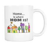 Home is Where Mom is! - Muggalicious