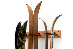Rocker Ski Rack – Triple - Rocker Ski Rack