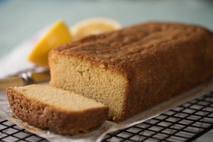 Luscious Lemon Loaf (GF)