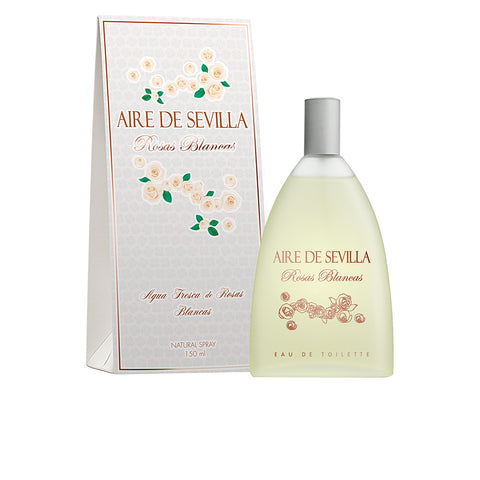AIRE SEVILLA ROSAS BLANCAS edt spray 150 ml