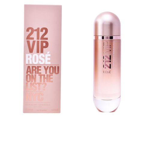 212 VIP ROSÉ edp spray 125 ml