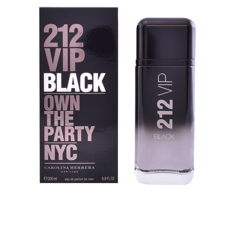 212 VIP BLACK edp spray 200 ml