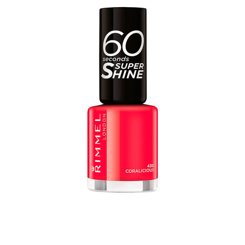 60 SECONDS super shine #430-coralicious