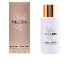 LADY MILLION body lotion 200 ml