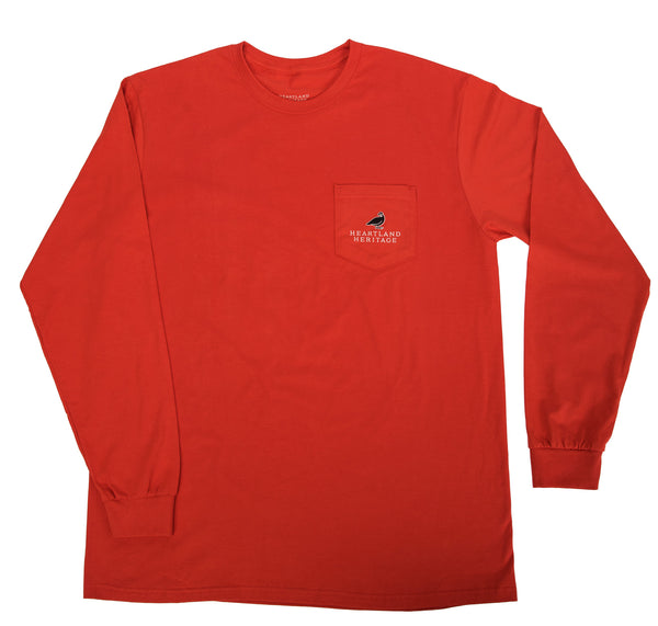 ORIGINAL LOGO LONG SLEEVE T-SHIRT