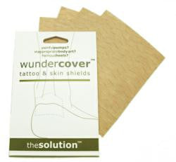 Duck & Cover With Wundercover: Tattoo & Skin Shields