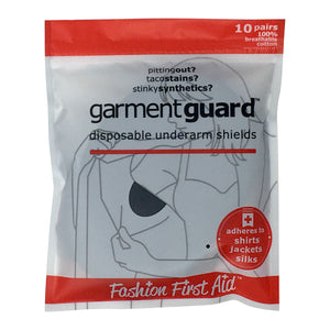 Garment Guard pads dress shields - Prevent under arm sweat stains