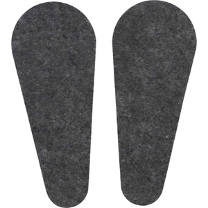 Flat liners- charcoal shoe deodorizers for fresh smelling shoes