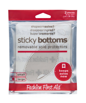 Sticky Bottoms- Shoe sole protector
