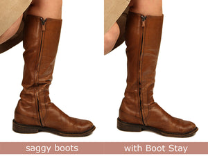 Boot Stay- knee high boot repair for sagging boots