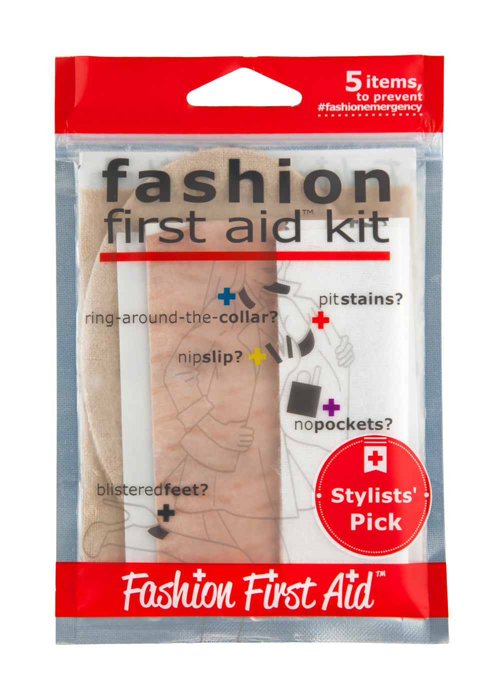 Fashion first aid kit- first aid fashion emergency kit