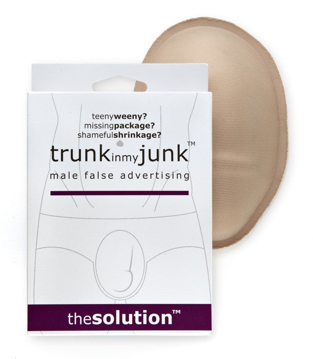 trunk in my junk fake penis gag gift