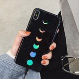 Holographic Eclipse iPhone Case