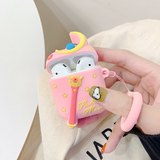 Sailor Moon Wand Airpods Case