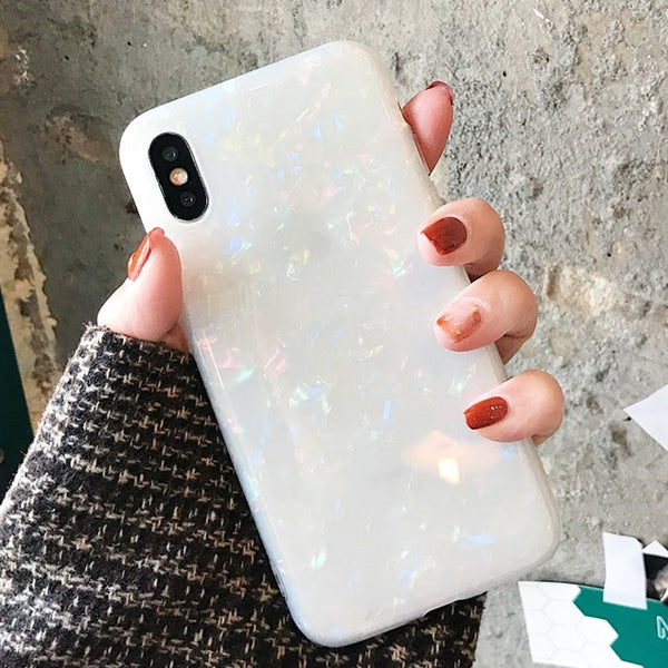 Crystal Shell iPhone Case