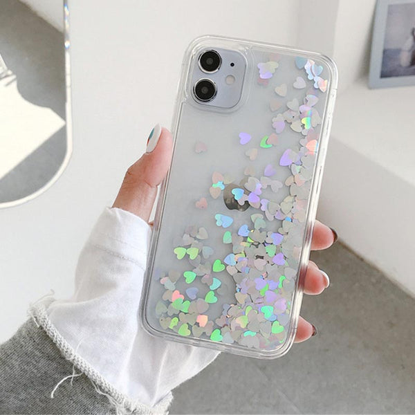 Clear Heart Waterfall Case