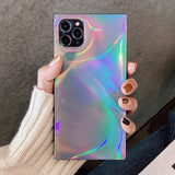 Square Holo iPhone Case