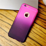 Pink-Purple 360 Full Body Case