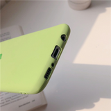 Heart Logo Samsung Case (Mint)
