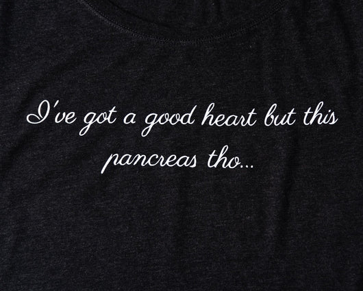 This Pancreas Shirt - A Tad Too Sweet