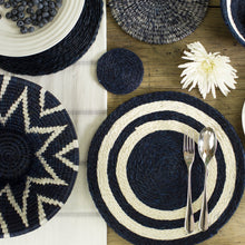 Design Placemats - Indigo Collection