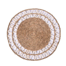 Lace Placemat - White Collection