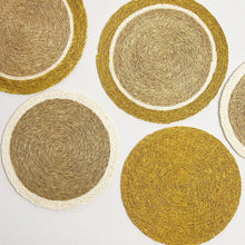 Round Grass Savanah Design Placemat