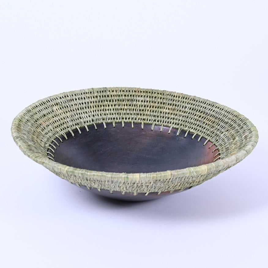 Grass and Clay Interior Bowl