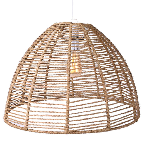 Smoke Lobster Pot Lampshade